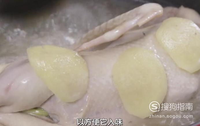 笋干老鸭煲的做法