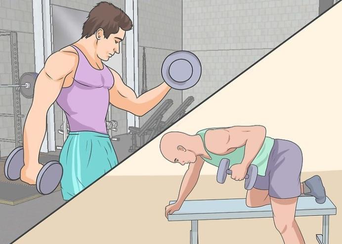 如何缓解肌肉酸痛 来学习吧