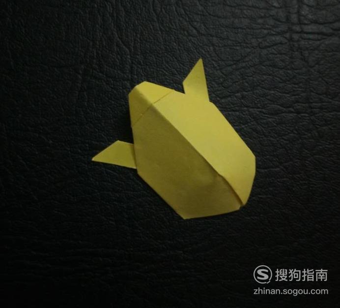 折纸艺术-怎么折瓢虫,你值得一看的技巧