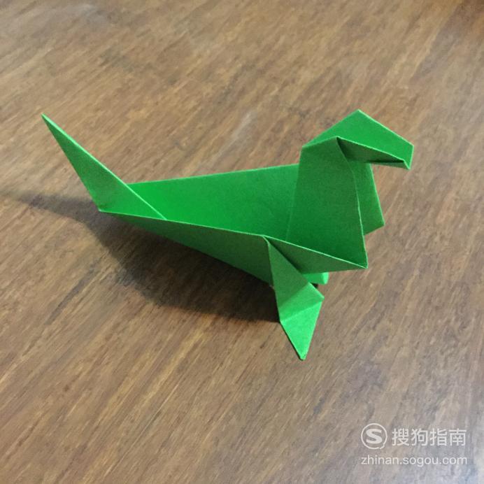 【折纸图解】海狗怎么折,这几步你要了解