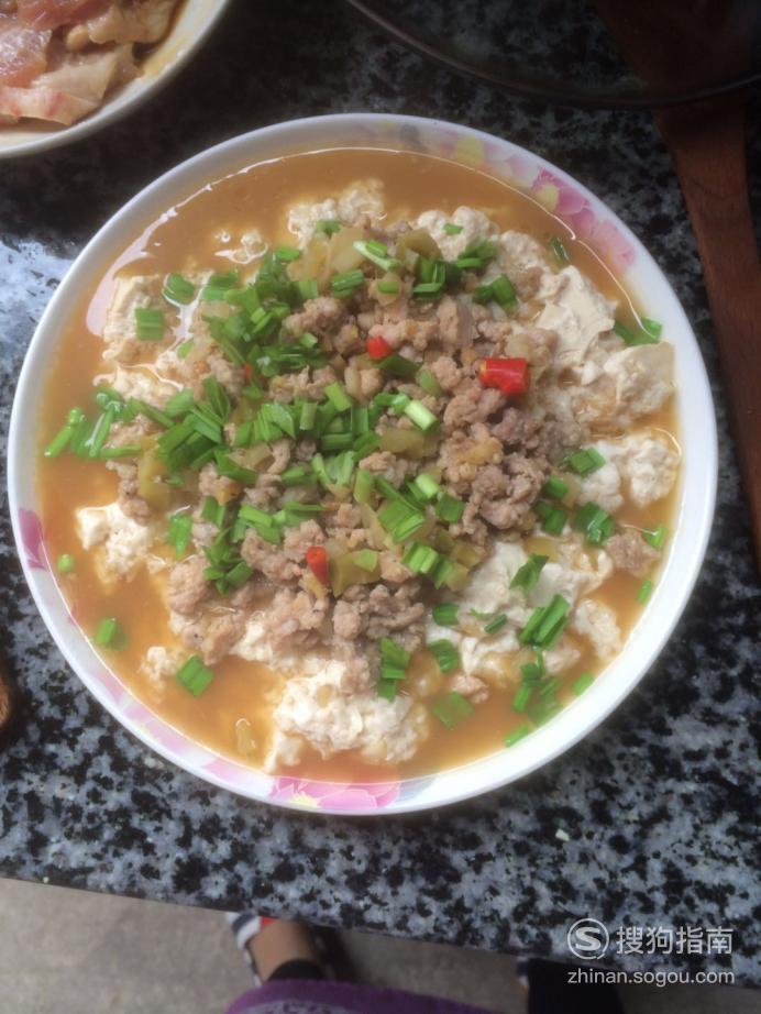 怎么做水蒸肉豆腐才好