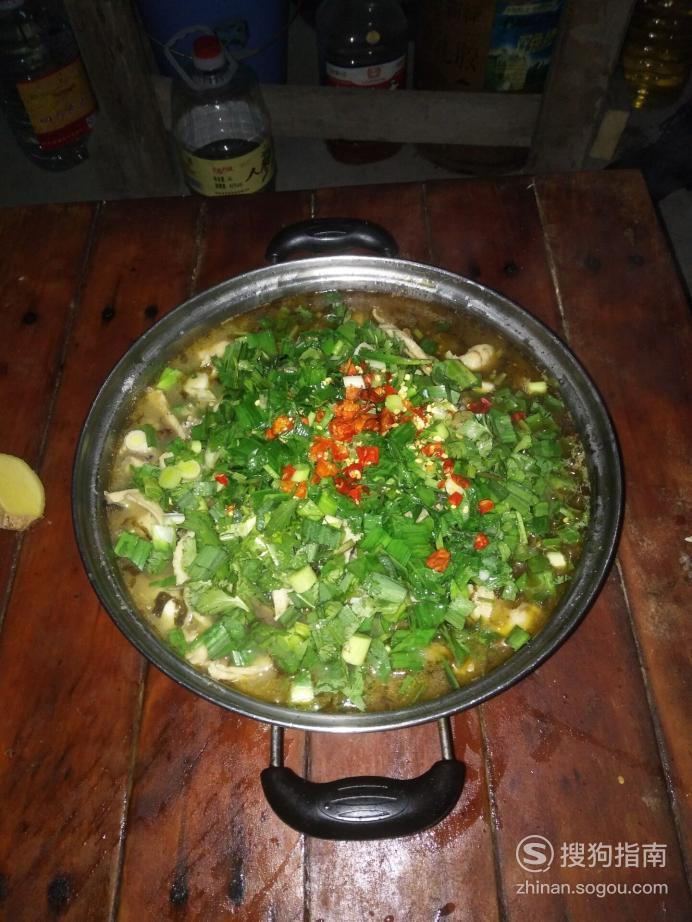 怎样用做酸菜鱼?,照