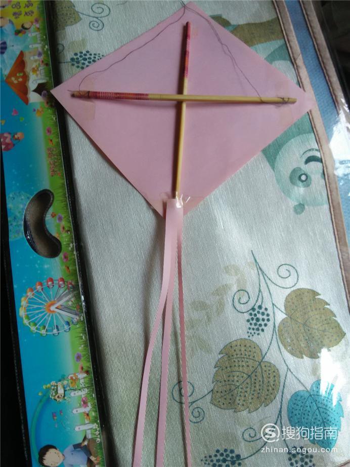 怎么做一个风筝,风筝