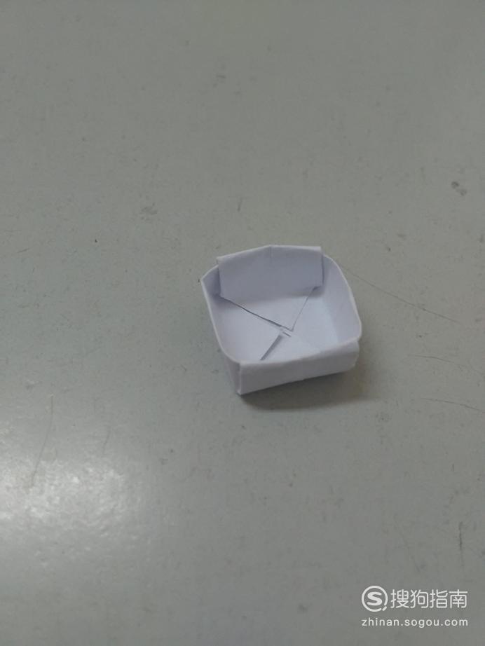 怎么折简单的收纳盒