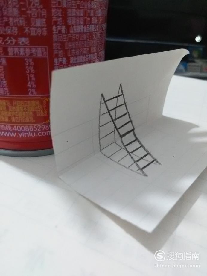 3d梯子怎么画 又快又好