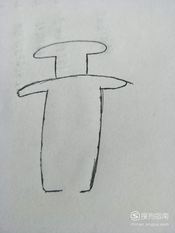 如何画针筒简笔画