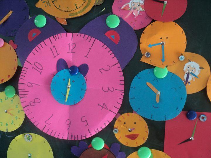 怎么手工制作钟表 又快又好