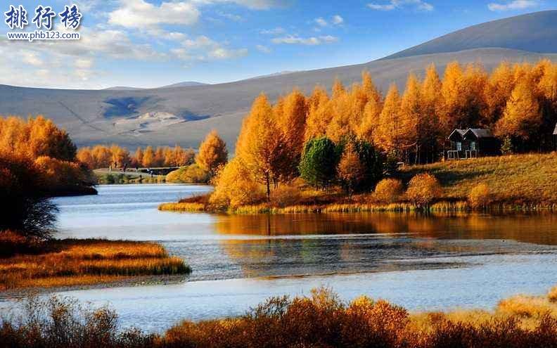 10月份适合去哪里旅游