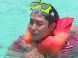 炳万族太平洋潜水能力测试