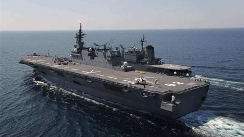 美国马失前蹄!从未把此国当假想敌,却不声不响造出7艘航母