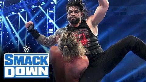 SmackDown单打赛:罗门伦斯VS齐格勒