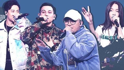中国新说唱之四强拉票会说唱决赛榜排名揭晓 制作人拉票献惊喜