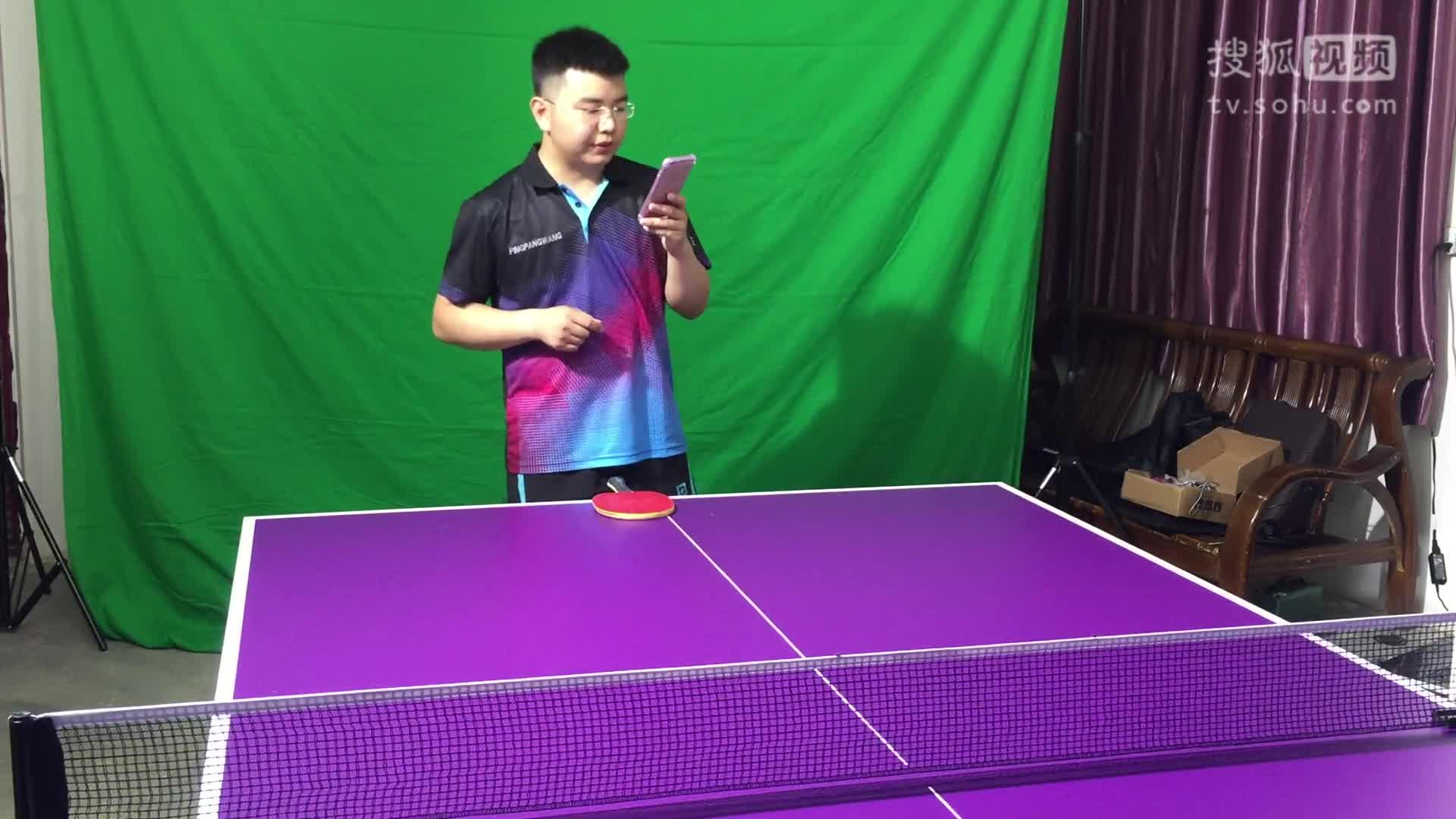 《乒乓网私人教练》侧身爆冲后无法还原进行衔接怎么办_乒乓球教学视频
