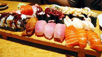 物美价廉的超美味寿司