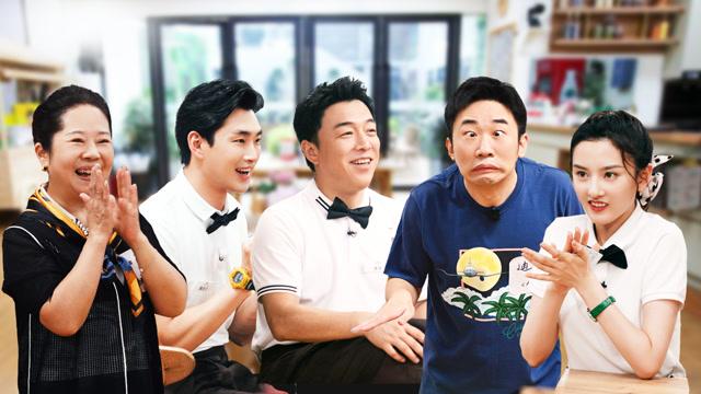 """第6期:杨迪和妈妈竟成""""兄妹""""?"""