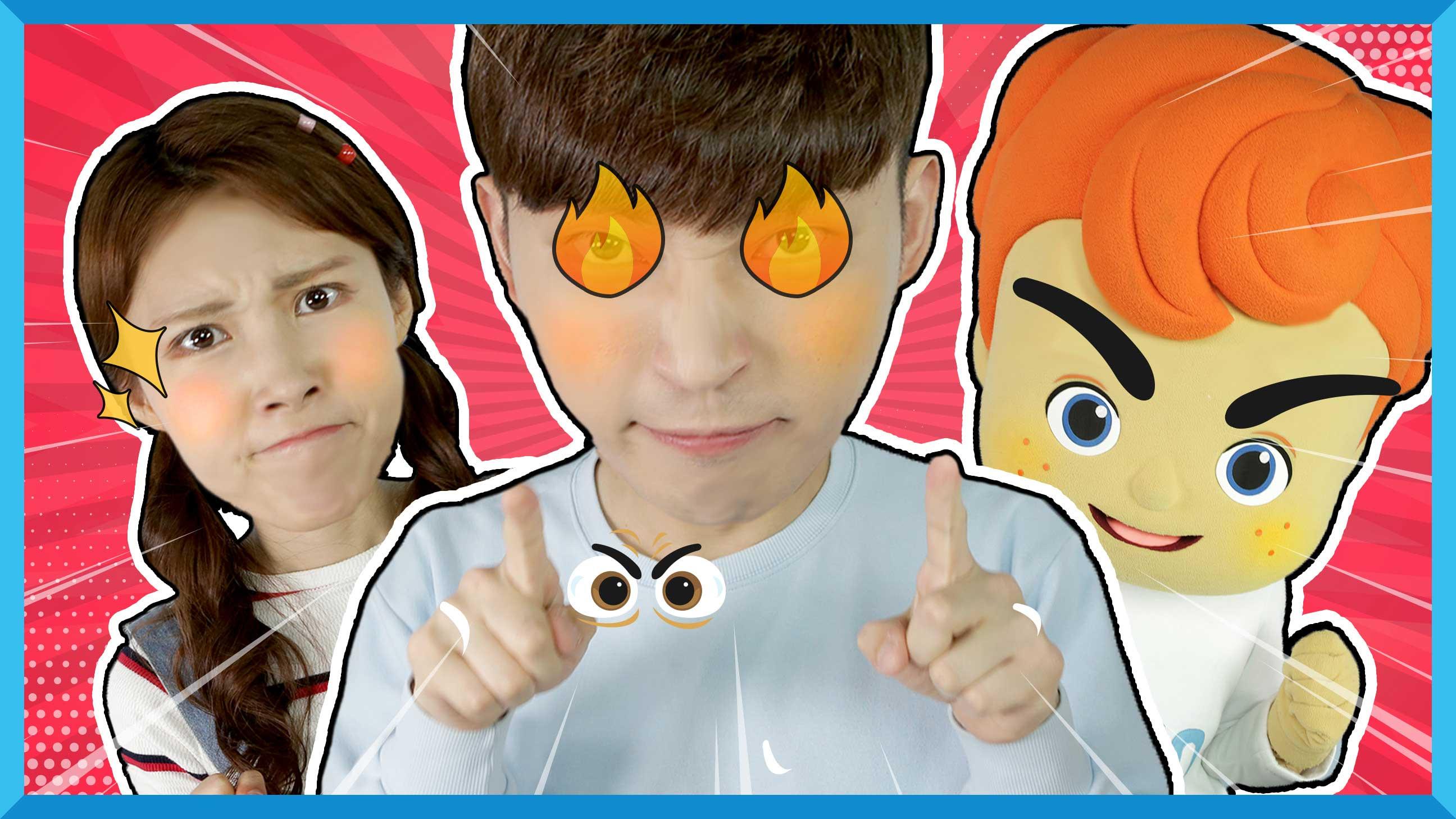 挑战鹰眼游戏!用眼睛来找茬 | 凯文和游戏 KevinAndPlay