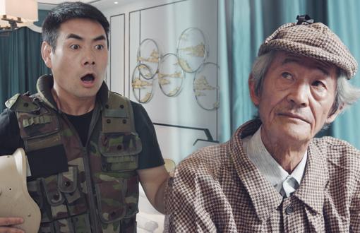 《陈翔六点半》第180集 名侦探勘察盗窃案件,进门却聊起了装修!