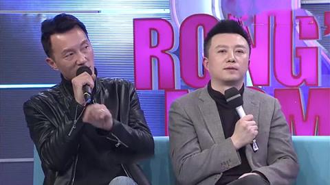 兄弟档潘迅潘涛讲述童年趣事 文艺圈中的兄弟情深
