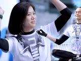 贝儿杨阳洋为爸妈助威 决战游泳馆靓仙加盟