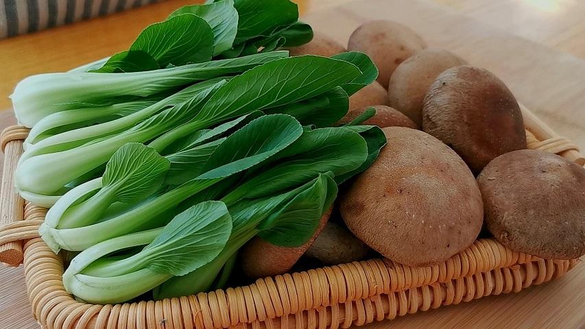 香菇和油菜最好吃的做法,不用炒不用炖,出锅比红烧肉还香!
