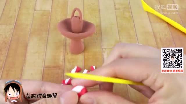 花园宝宝美食玩具之开心小涮锅 超轻粘土创意手工DIY食玩过家家游戏