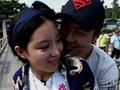 韩国小伙惨被众女神嫌弃落单 丛林约会型男亲吻心动女遭吐槽