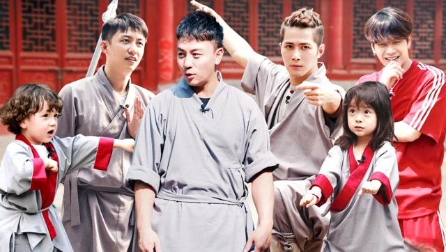 第10期:释小龙空降少林寺