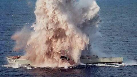 鱼雷恐怖指数完胜导弹