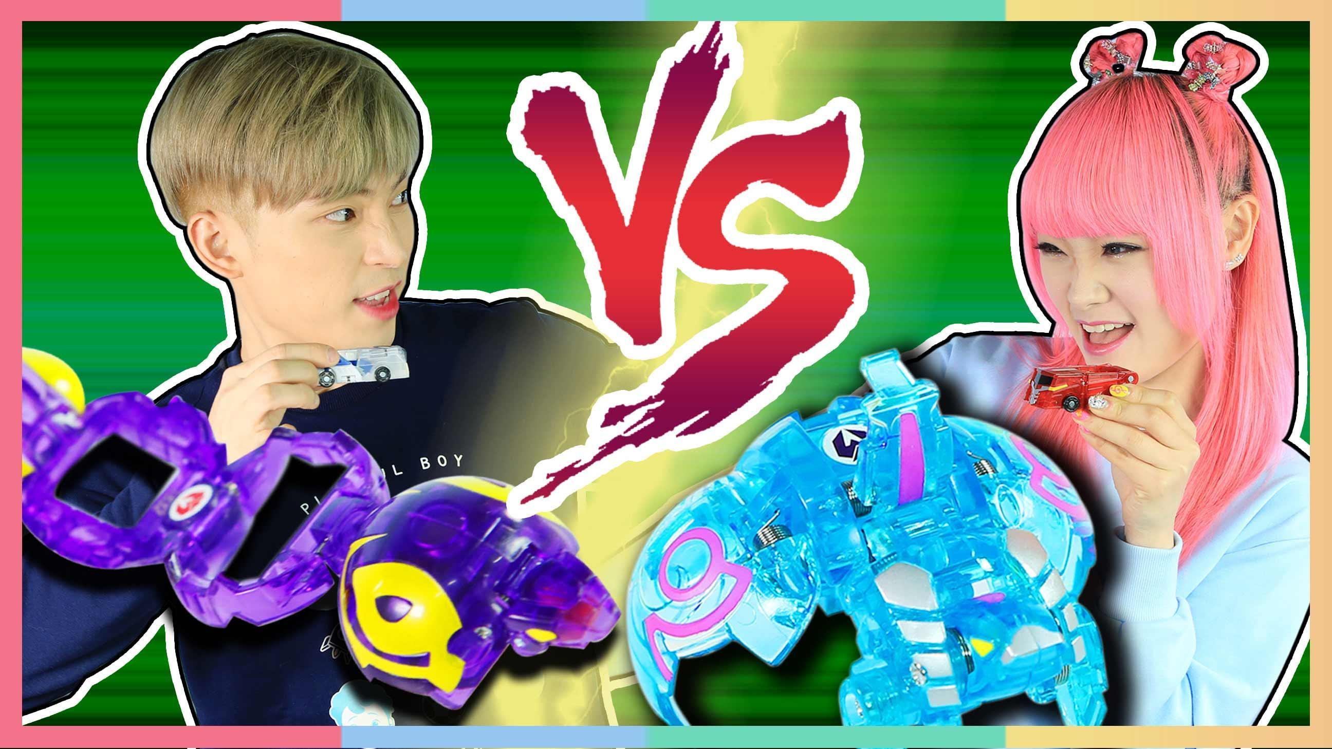 谁能获得特别礼物?凯文VS星德拉的魔幻车神大对决   凯利和玩具朋友们 CarrieAndToys