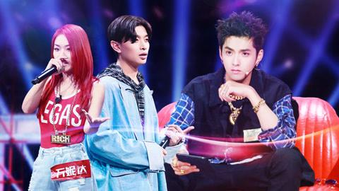 中国新说唱之60s战况白热化明星制作人严格升级 1V1淘汰赛难抉择