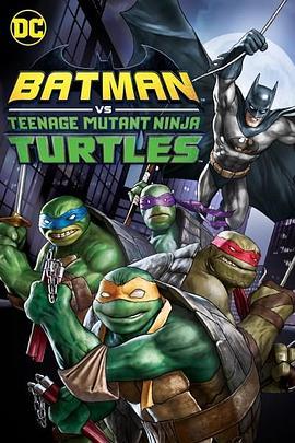 蝙蝠侠大战忍者神龟