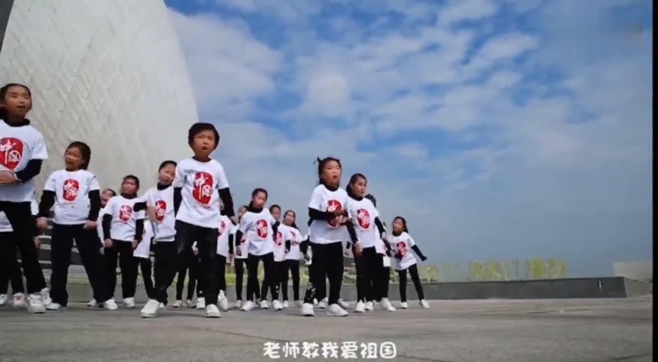 2019原创公益歌曲《华为美》MV