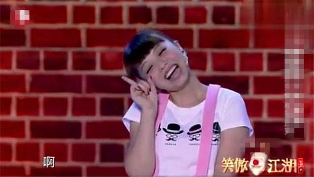 """台湾姑娘传授""""瞎妹""""常讲3句话!与郭德纲即兴搭戏"""
