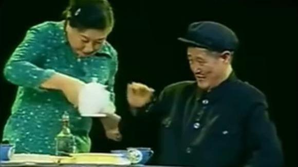 赵本山范伟罕见小品,很少有人看过!