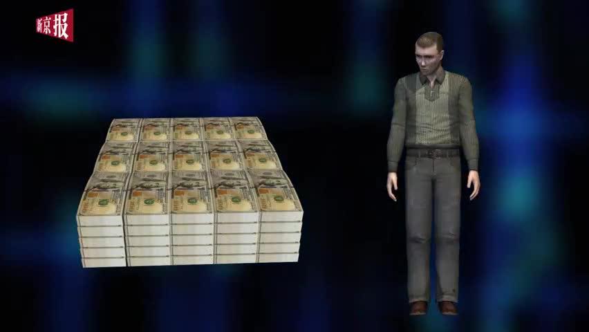 3D:英达被指在美违规存钱遭捕