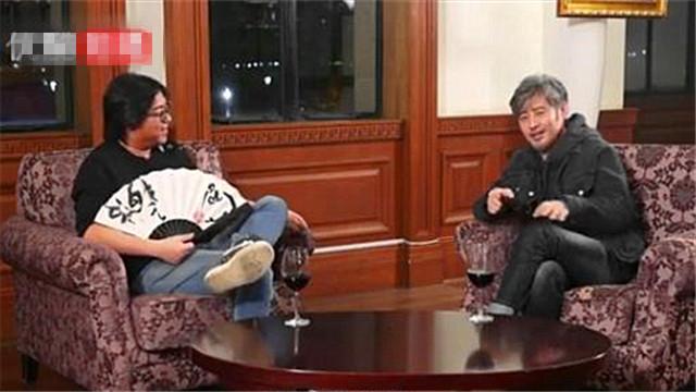 晓说:吴秀波与高晓松对唱张国荣《当爱已成往事》
