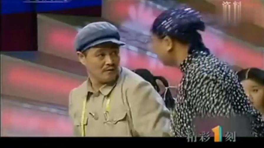 小品!赵本山参加模特比赛,看一遍笑三天!
