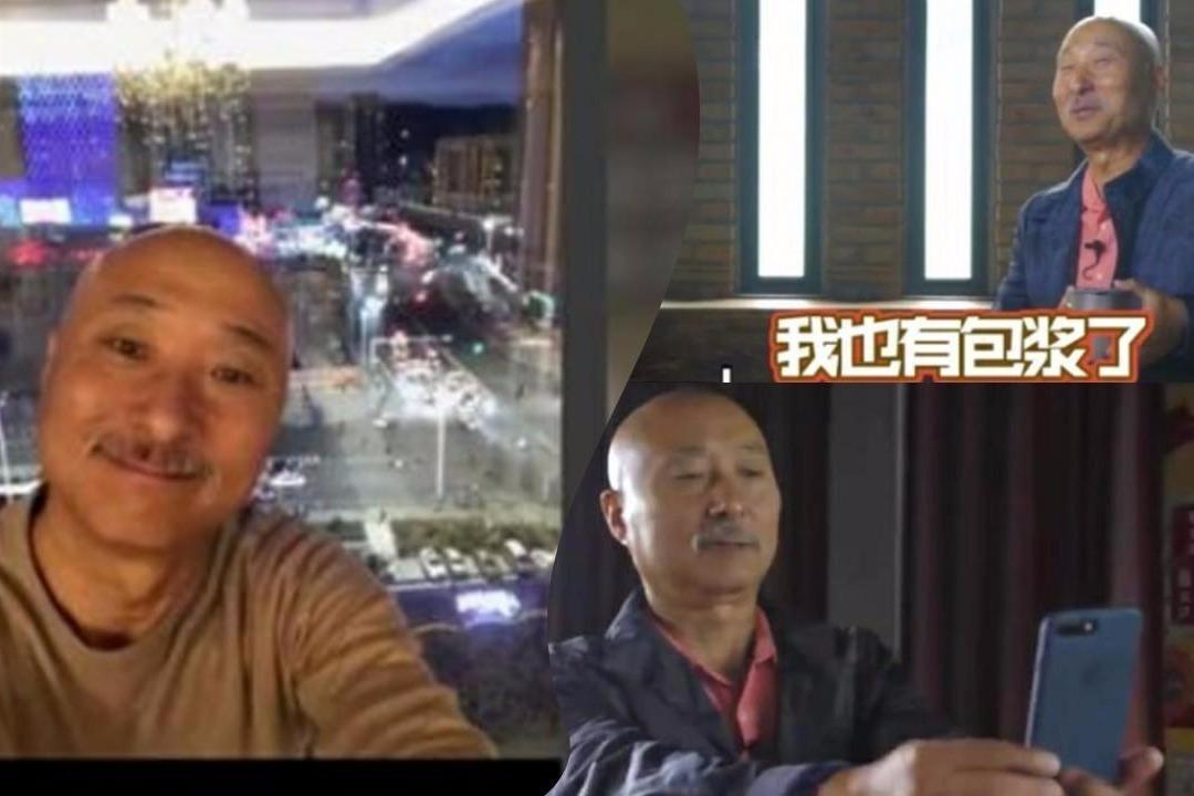 64岁陈佩斯受访自曝生活方式 常拍自拍照追赶潮流