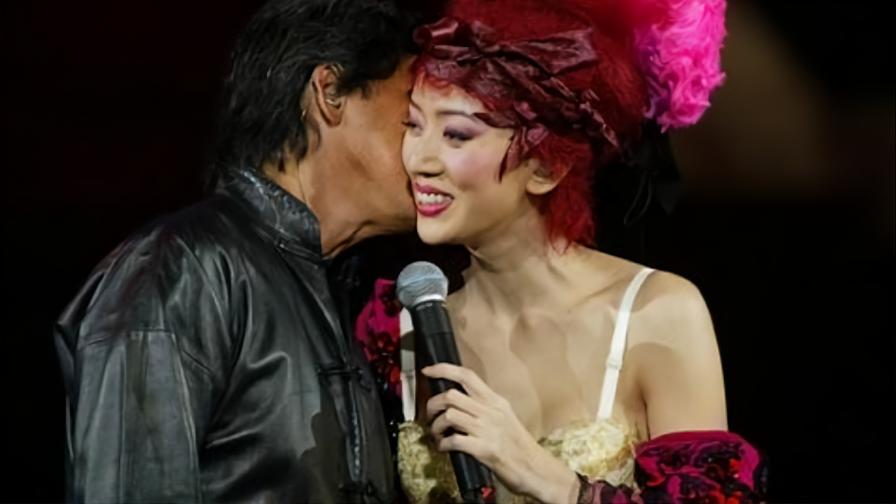 梅艳芳经典代表作《女人花》,唱出女人如花的魅力,好温柔!
