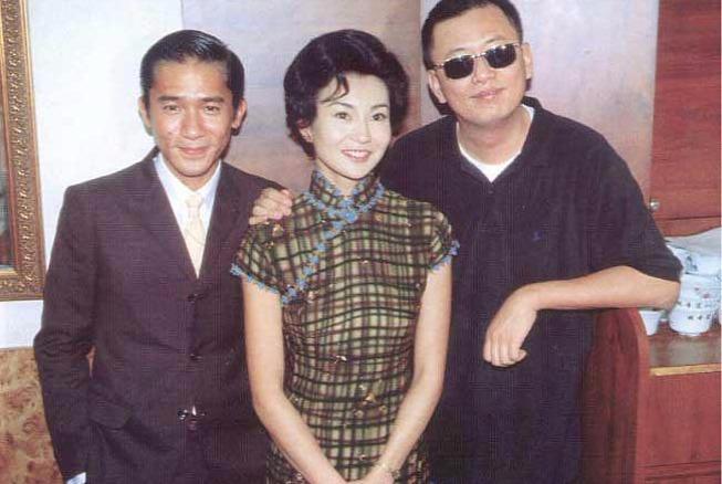 迄今仍不落伍退潮的香港电影符号    王家卫