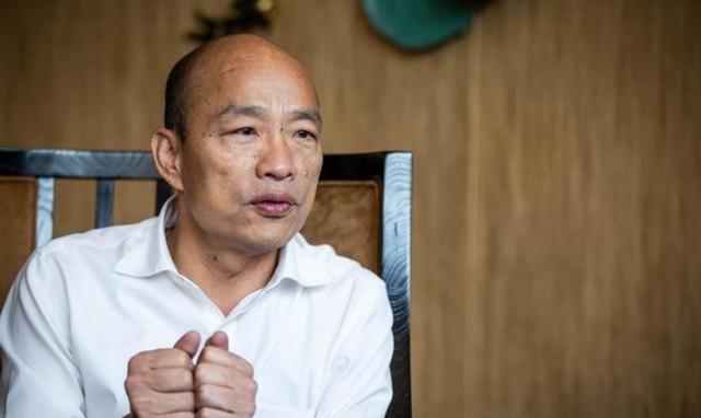 """dnf私服开外挂会被封吗韩国瑜""""选战""""为何打得这么难?被国民党开除的他这么说"""