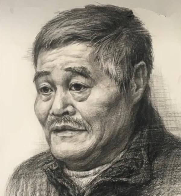 魔域私服有哪些漏洞美术生画赵本山,看到最后一幅,老师恨不得给赵本山大爷道歉!