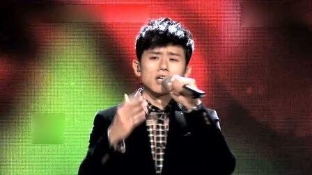 张杰现场演唱《爱,不解释》,唱的太好听了,实力歌手!