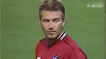 贝克汉姆2002年韩日世界杯之旅