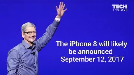苹果iphone 8 亮点 无线充电最亮眼!
