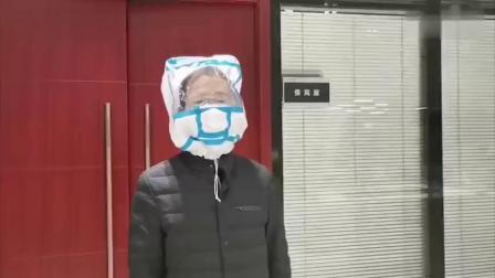 河南企业研发新型隔离帽