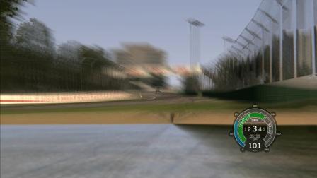 神力科莎 马自达MX5 澳大利亚墨尔本阿尔伯特公园赛道