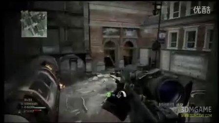 CoD XP 2011《使命召唤8:现代战争3》多人游戏模式预告片