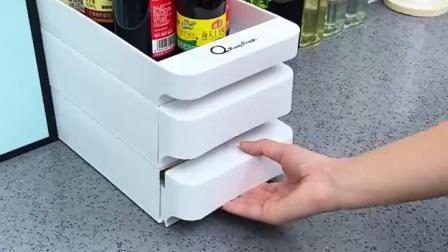 的鸡蛋没地方放,用上这个鸡蛋盒,可以放灶台冰箱