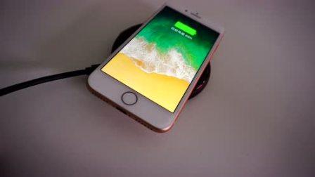 易冲无线发射板支持iPhone 8无线充电